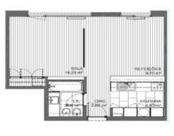 Studio, Rio, Parque das Nações - Investimento Imobiliário e real estate investment APT in Lisbon - Apt-in Lisbon